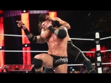 Seth Rollins (c) vs Randy Orton (10.08.15)
