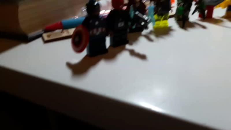Моя Lego армия