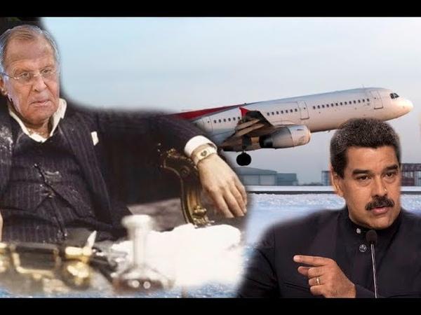 Почему в Каракас зачастили самолеты из России...