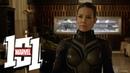 The Wasp Hope Van Dyne Marvel 101