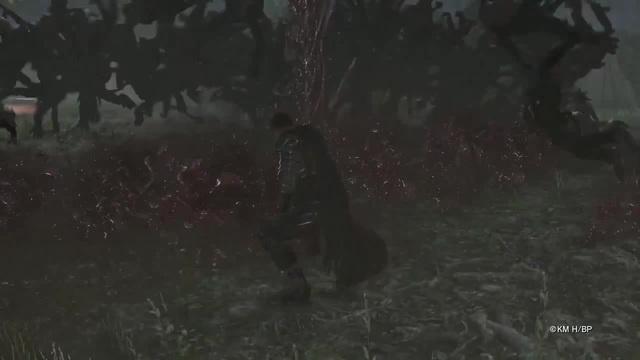 Berserk - Kuroi Kenshi coub