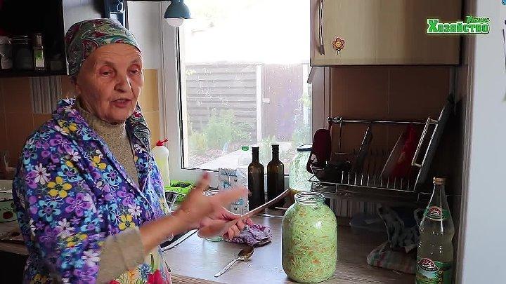 Самая вкусная квашеная капуста. Попробуйте! Бабушкин рецепт