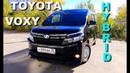 Toyota Voxy Hibrid - Я взял его на большой тест драйв