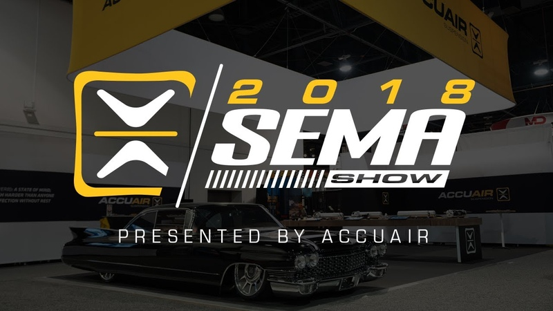 TOP Vehicles of SEMA 2018 Presented by AccuAir