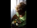 Цветы к дню моего рождения от моих любимых девочек Елены и Маргариты ❤️