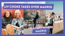 GIVEAWAY! Liv Cooke takes over Madrid! PlayAnywhere