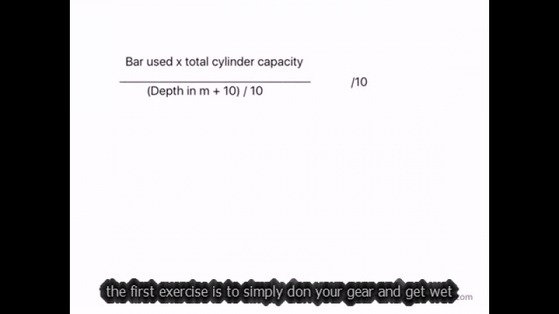 Calculating your SAC RMV rate - subtitled
