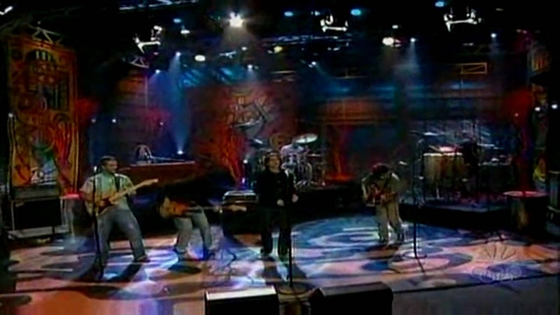 Juanes Live on the Jay Leno Show