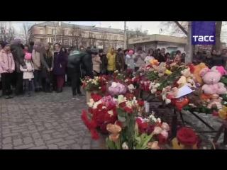 Расследование ЧП в торговом центре в Кемерове