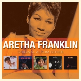 Aretha Franklin альбом Original Album Series