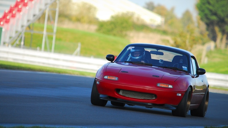 Miata MX5 Turbo - 1.6 - 364hp