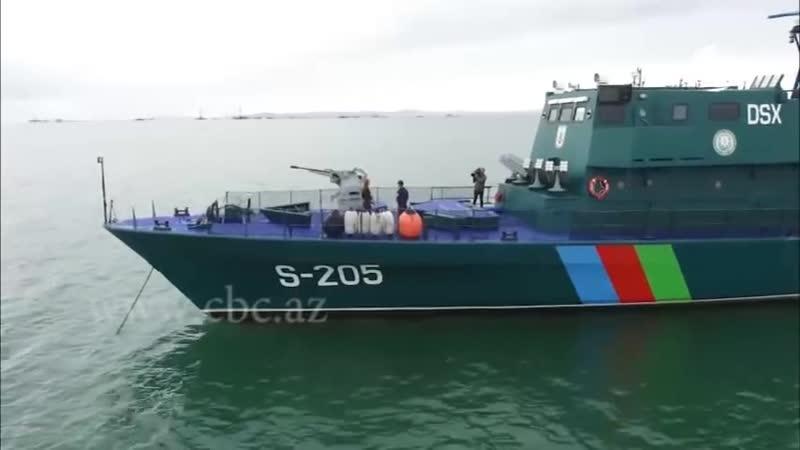 Береговая охрана Государственной Пограничной Службы Азербайджана