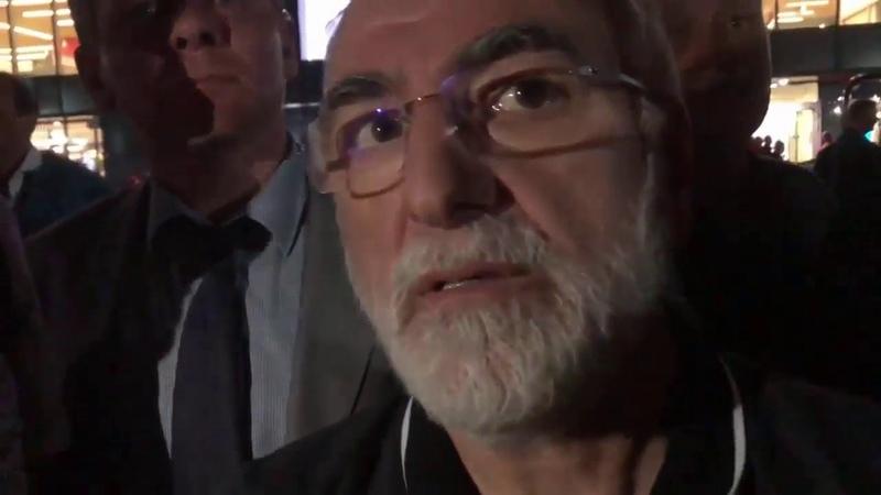 Иван Саввиди Спартак поступил мерзко в Греции | Спартак - ПАОК