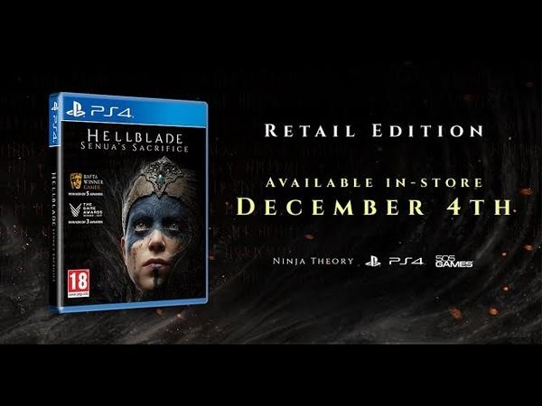 505 Games To Distribute The PS4 Retail Version of Hellblade: Senua's Sacrifice, Globally [PEGI]