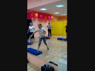 STEP+силовая. Фитнес студия MIX.