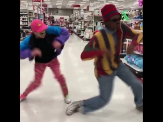 When you see the homie in target