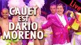 Cauet est Dario Moreno et chante Brigitte Bardot & Si tu vas à Rio / Live dans Ze Fiesta