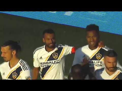 WATCH The Best of LA Galaxy captain Ashley Cole in 2018