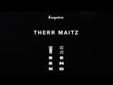 Приглашение на Esquire Weekend / Therr Maitz
