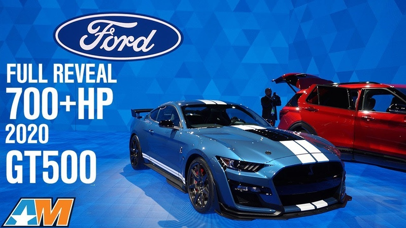 Full Reveal 700hp 2020 Shelby GT500 Interview With GT500 Engineer - Mustang News