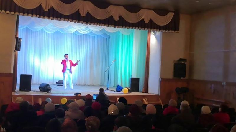 Радик Вальмухаметов Юбилейный концерт Назифы Кадыровой
