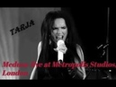 Tarja Medusa Live Act II London Metropolis Studios
