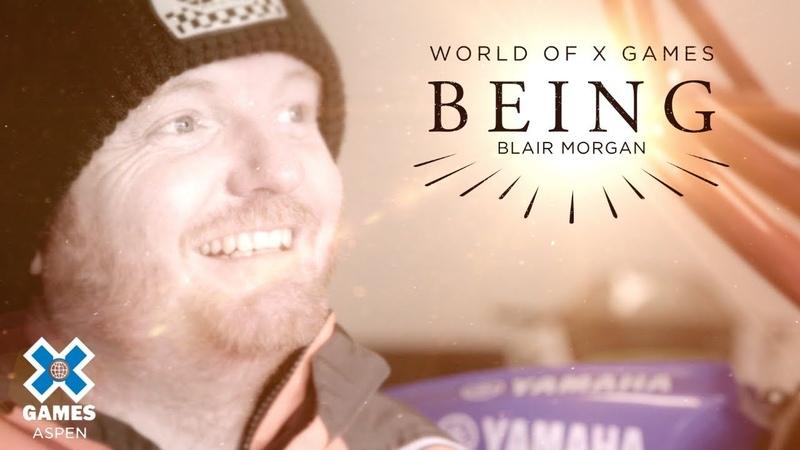 Being: Blair Morgan | X Games Aspen 2019