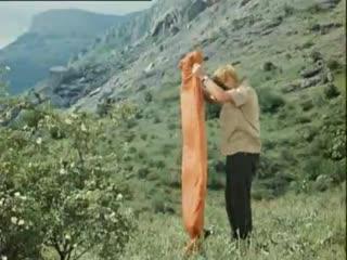 Kidnapping, Caucasian Style - sleeping bag scene