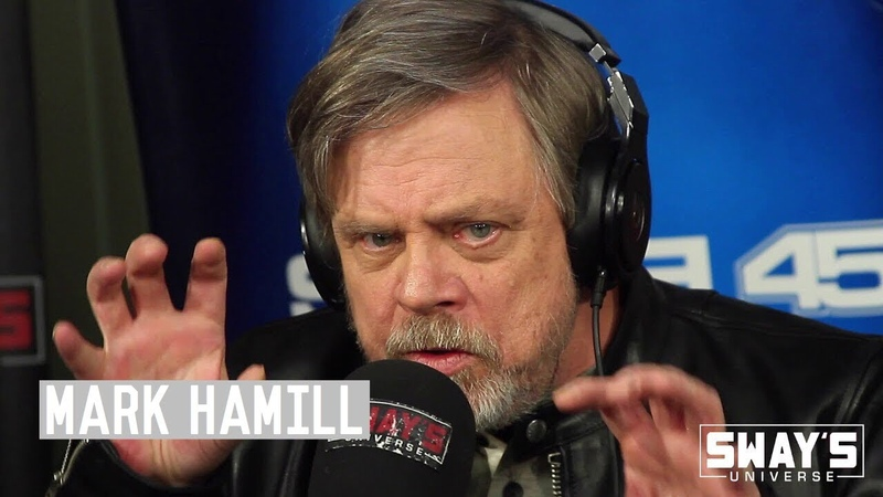 Mark Hamill on William Shatner Beef Fate of Luke Skywalker and Connection to John Boyega