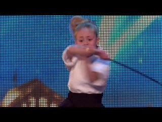 Jesse-Jane McParland - Britains Got Talent 2015