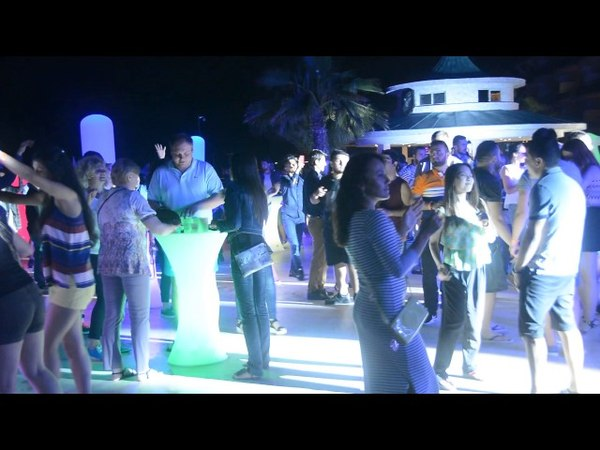 Dj Veysel Erdoğan - Neon Night (poolparty) Grand Park Kemer