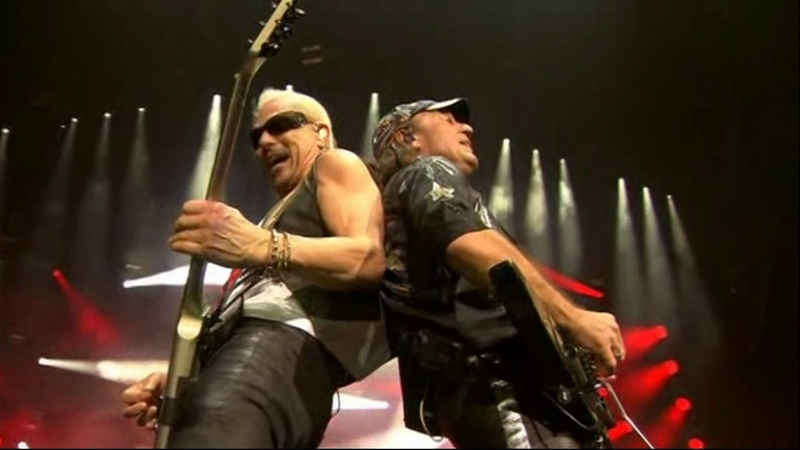 Scorpions - Coast To Coast (Live in New York 2015)