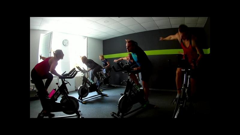 Cycles-це суперове кардіо тренування