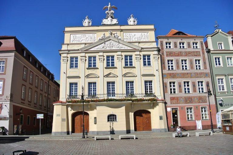 w03cwz-z76Y Познань - столица Великой Польши.