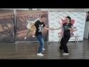 RRJ Autumn Weekend Индивидуальная импровизация в паре Анна Смирнова и Алексей Кочков
