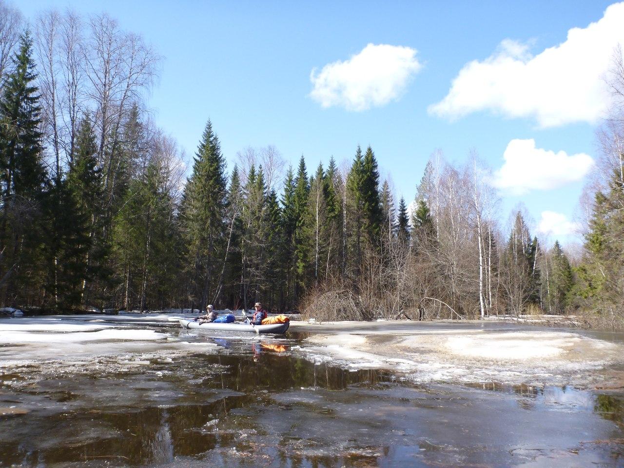 Рыбалка на реке юг вологодской области