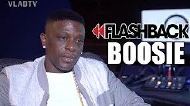 Flashback Boosie TV is Making Our Kids Gay, Influencing the Population