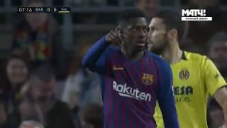 Season 2018/2019. FC Barcelona - Villarreal CF - 2:0