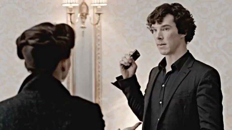 Sherlock/Irene 🖤
