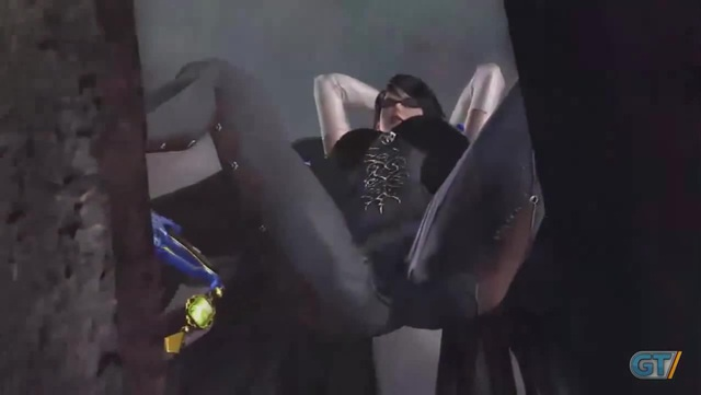 Bayonetta 2 - E3 2013 Debut Trailer