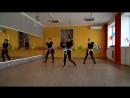 Группа ДАНС-МИКС, танец Денс-холл