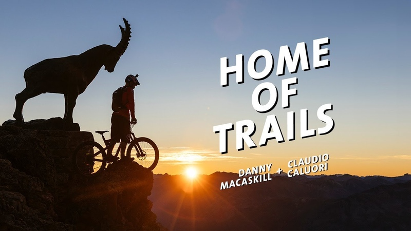 Danny MacAskill Claudio Caluori: Home of Trails