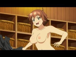 Maken-ki! Two: Takeru Nyotaika! OVA - 2(TV 2 - 00) RUS озвучка (юмор, аниме эротика, этти, ecchi, не хентай-hentai)
