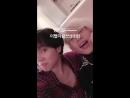 [INSTAGRAM] 180825 Югёми (yu_gyeom): Дом Бэмми~~~ Выпендривается своими зубами!!!!!!!