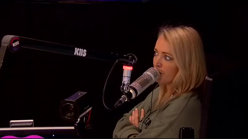 Avril Lavigne Conspiracy Theories KIIS 1065 Interview