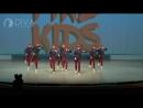 Хип-хоп Fire Kids, хореограф Ксения Лапшина