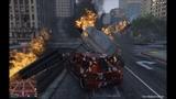 Grand Theft Auto 5.camera, motor, action. or the quiet city of Los Santos.