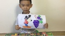 Mickey Mouse vs Fruits Colouring Pages For Kids Colouring Pages For Children , Babies Toddlers