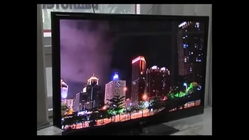 Сегодня в Абакане (ТВ Абакан, 14.08.2012) Переход на стандарт DVB-T2