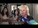 Сьвятлана Коржыч у будынку суду паказала шакуючыя здымкі цела сына ВІДЭА
